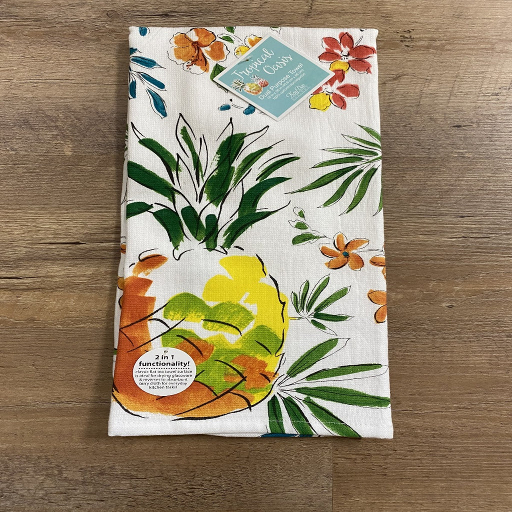Kitchen towel-Pineapple