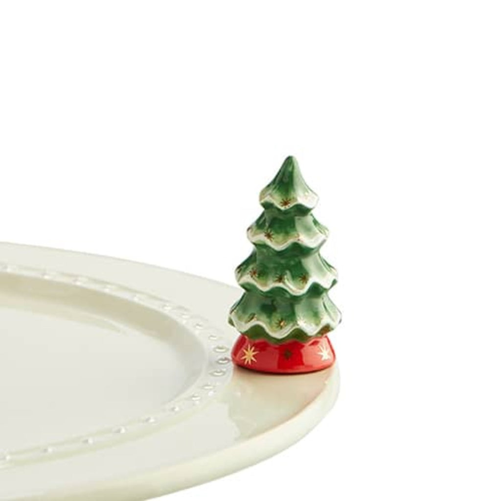 Nora Fleming- Christmas Tree Mini