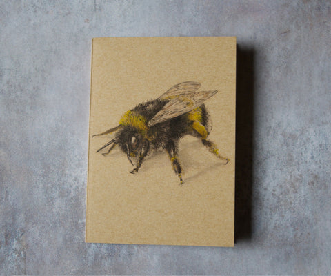 Bumblebee A6 Pocket Notebook