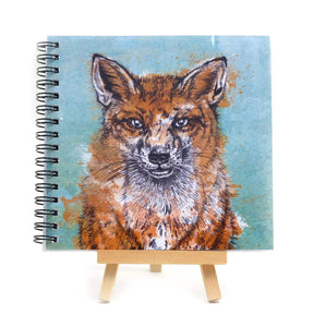 Fox Square Notebook