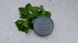 Charcoal & Spearmint Cannabis Face Bar 100GR