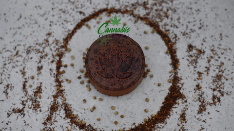 Rooibos & Cannabis Face Bar 100GR