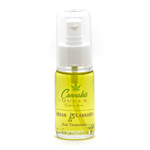 Argan & Cannabis Hair Treatment 30ml