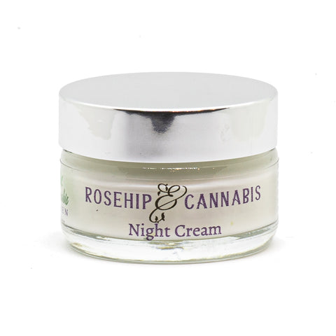 Rosehip & Cannabis Night Cream 50ml