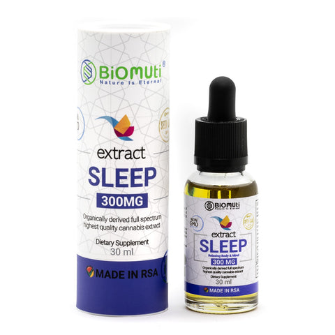 Biomuti Premium SLEEP Tincture 300mg