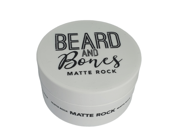 Matte Rock - beard and bones