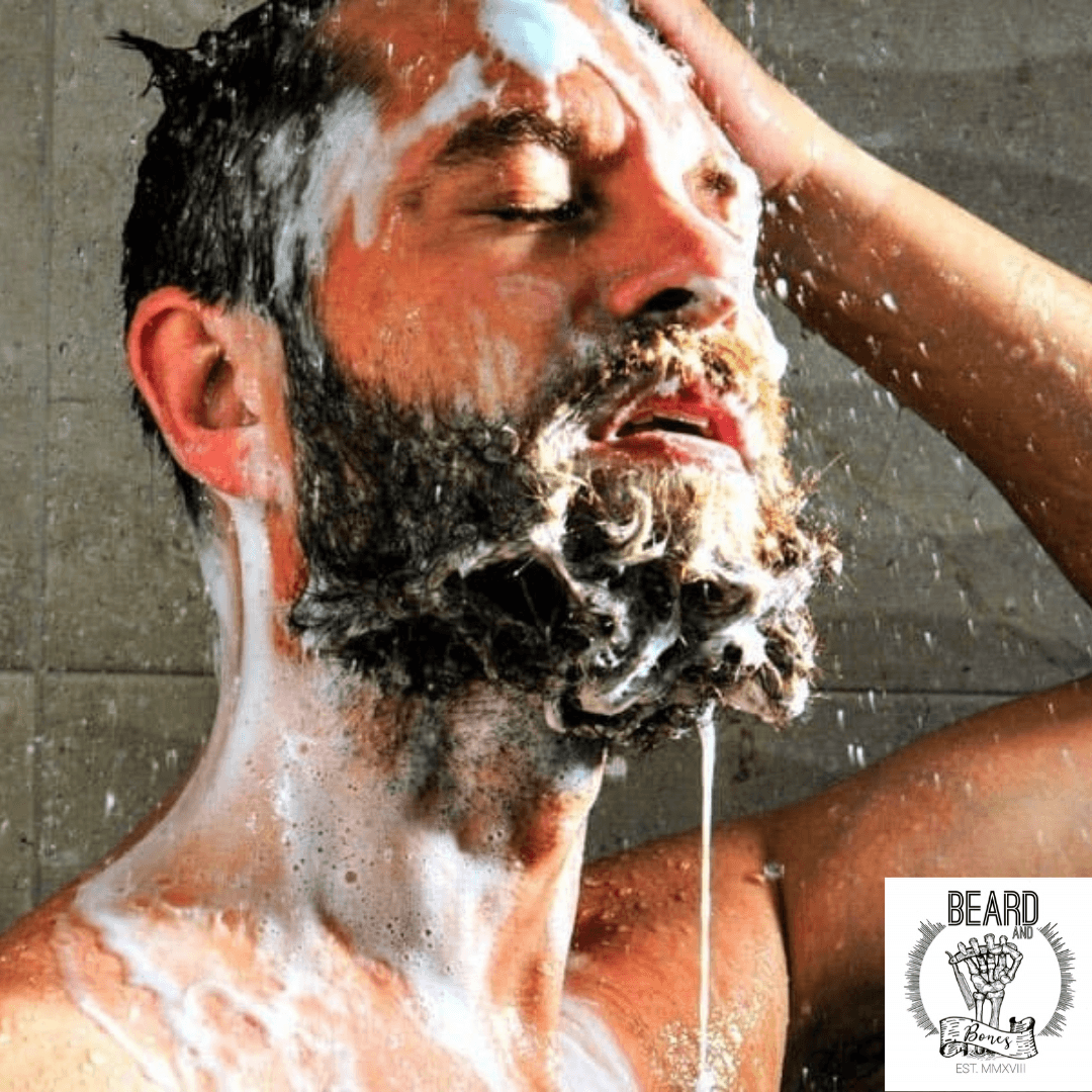 Beard Shampoo - beard and bones