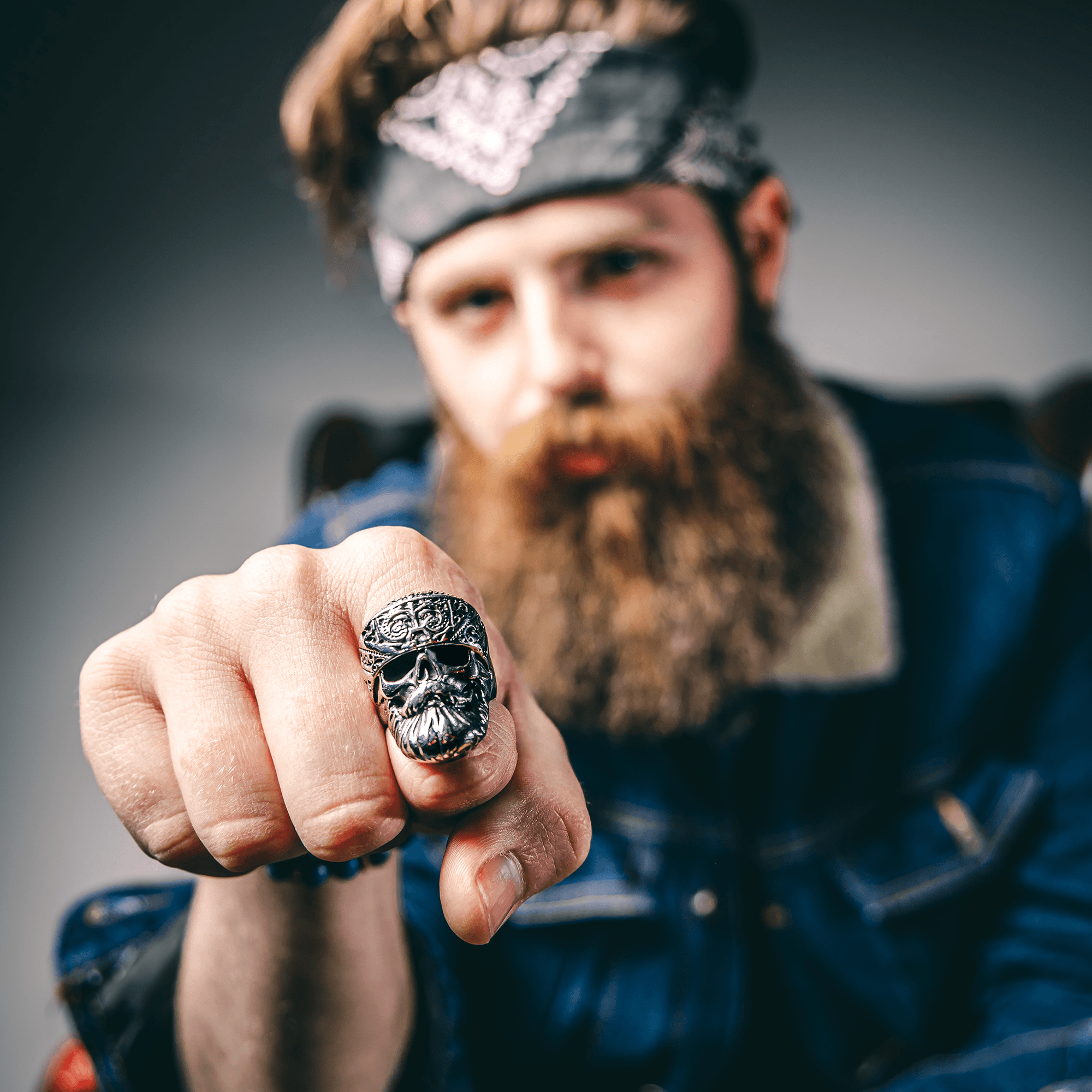 Men's Rings: Coming soon - Beard and Bones
