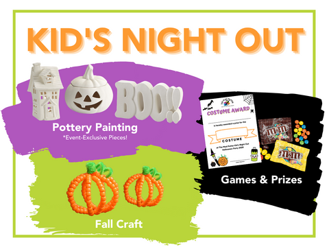 Kid's Night Out - Halloween Fun!