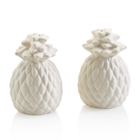 Pineapple Salt and Pepper Shakers*