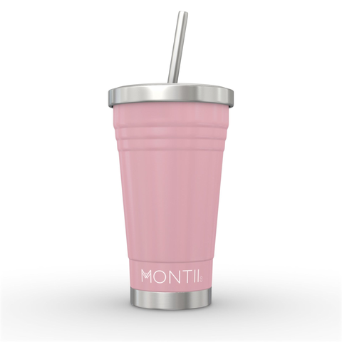 Insulated Smoothie Cups by Montii - Dusty Pink
