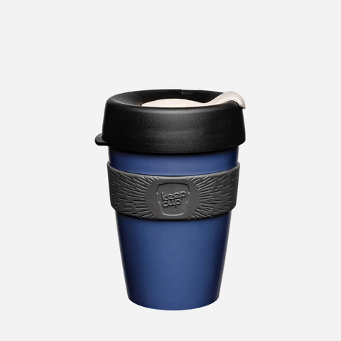 KeepCup Clear 12oz - Storm