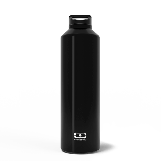 MB Steel Onyx - The Insulated Bottle by Monbento