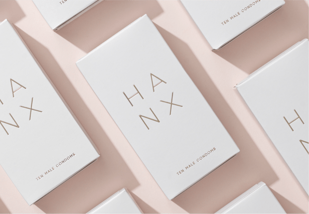 Natural Rubber Condom - 10 units by HANX