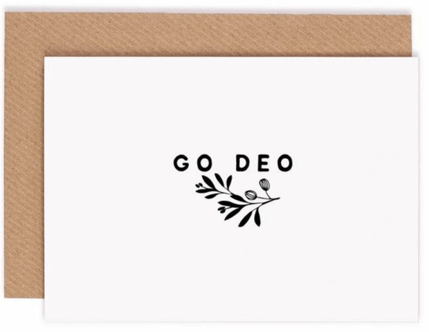 Go Deo 'Forever' Card