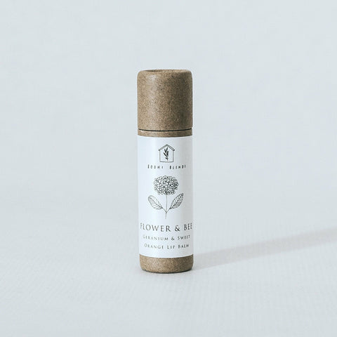 Lip Balm - Flower & Bee by Bodhi Blends