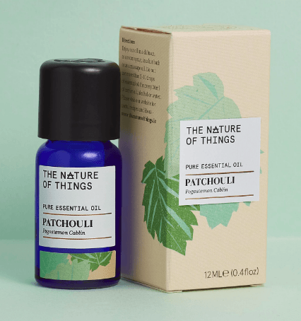Patchouli Essential Oil by The Nature of Things