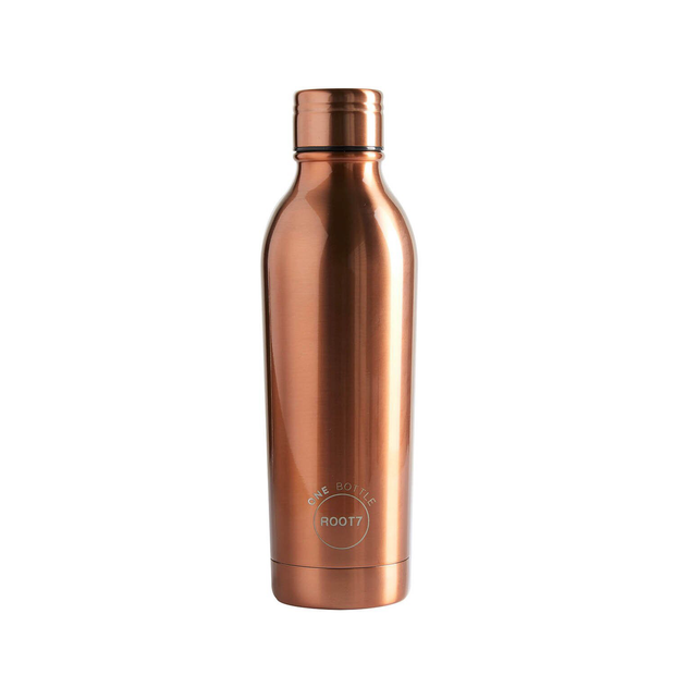 Copper Insulated Water Bottle