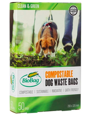 Compostable Dog Waste Bags