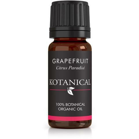 Grapefruit Essential Oil - Citrus Collection by Kotanicals