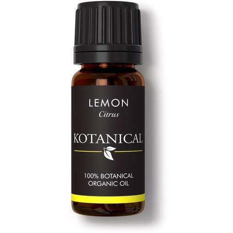Lemon Essential Oil - Citrus Collection by Kotanicals