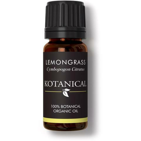 Lemongrass Essential Oil - Citrus Collection by Kotanicals