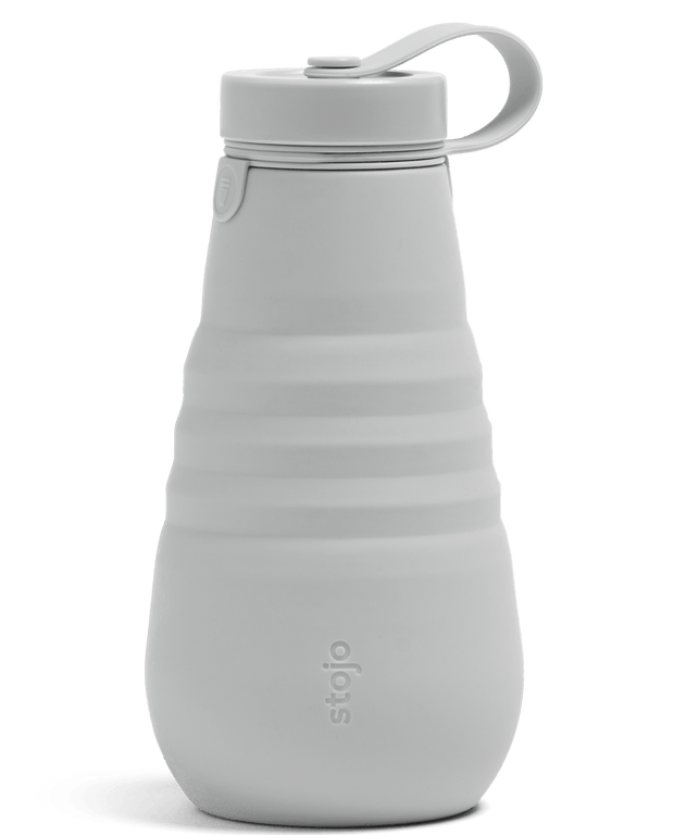 Stojo Collapsible Bottle 20oz - Cashmere