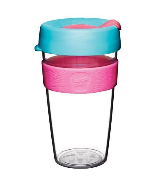 KeepCup Clear 16oz - Radiant