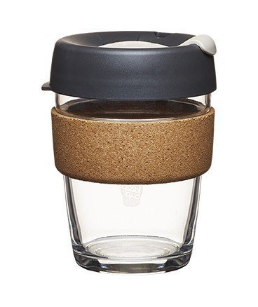 KeepCup Cork Brew 12oz - Press