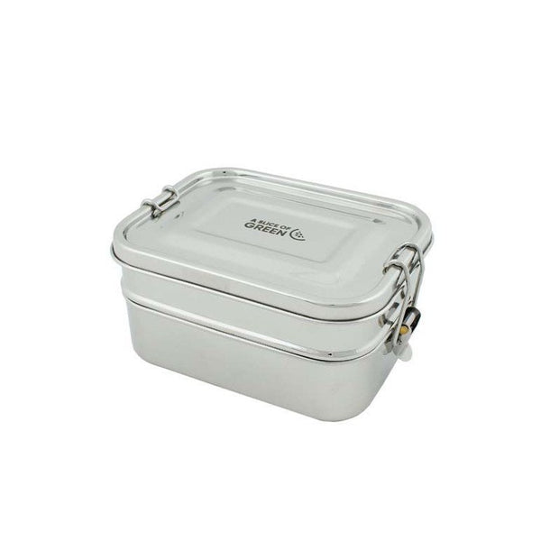 Buruni - Leak Resistant 2-Tier Lunch Box