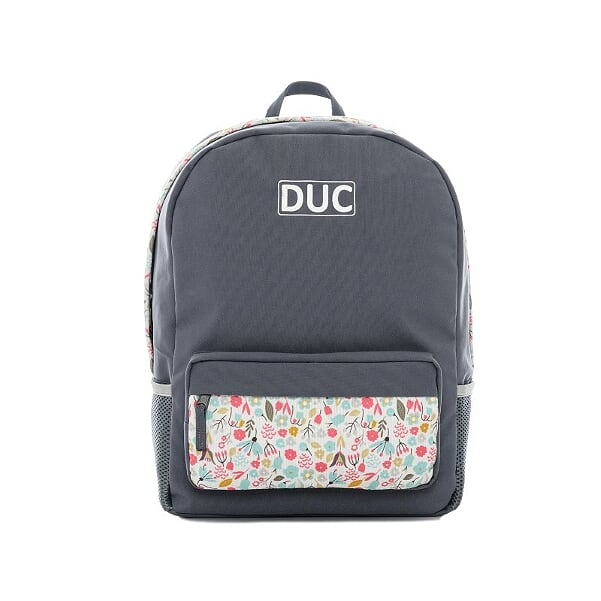 The School Bag by DUC - Floral