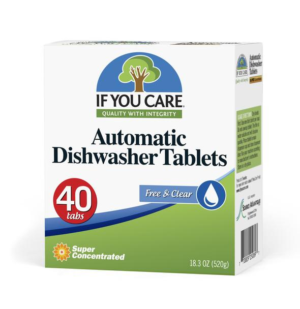 Automatic Dishwasher Tablets | 40 tabs