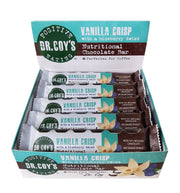 Dr. Coy's Nutritional Chocolate Bars (Case of 20) | Various Flavours