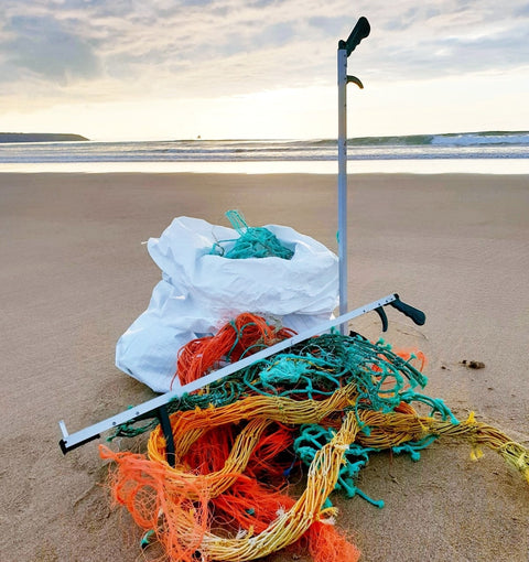 Recycled Ocean Plastic Litter Picker | Clean Up | #ThePowerofOne - BACK IN APRIL '21