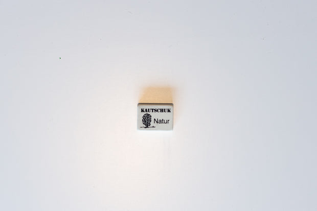 Natural India Rubber Eraser