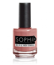 SOPHi pregnancy-safe nail polish vegan 12-free just 4 ingredients - Mi Amore