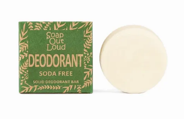 Deodorant Bar, Lavender & Tea Tree (SODA FREE)