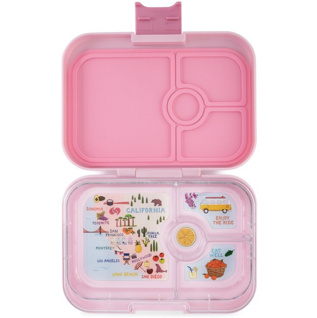 Yumbox Classic Lunchbox - Hollywood Pink