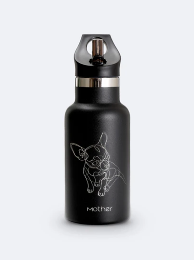 'Captain Planet' Reusable Stainless Steel Bottle