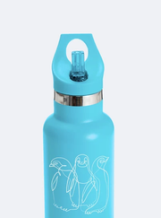 'Whale Kisser' Reusable Stainless Steel Bottle