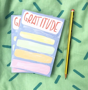 Desk Jotter: Gratitude by Nicola Rowlands