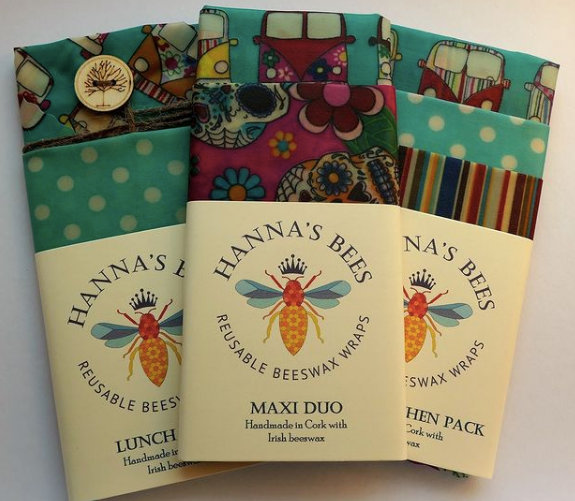 Hanna's Beeswax Wraps | Various Sizes | Made in Ireland