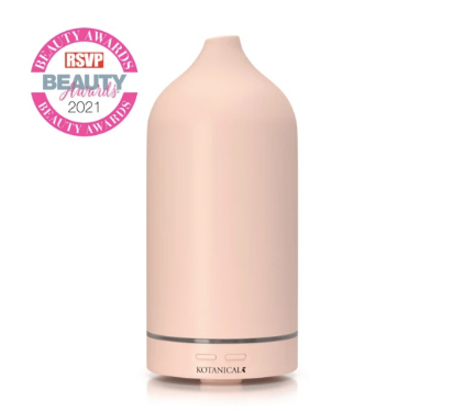 Blush Rose Stone Oil Diffuser by Kotanicals