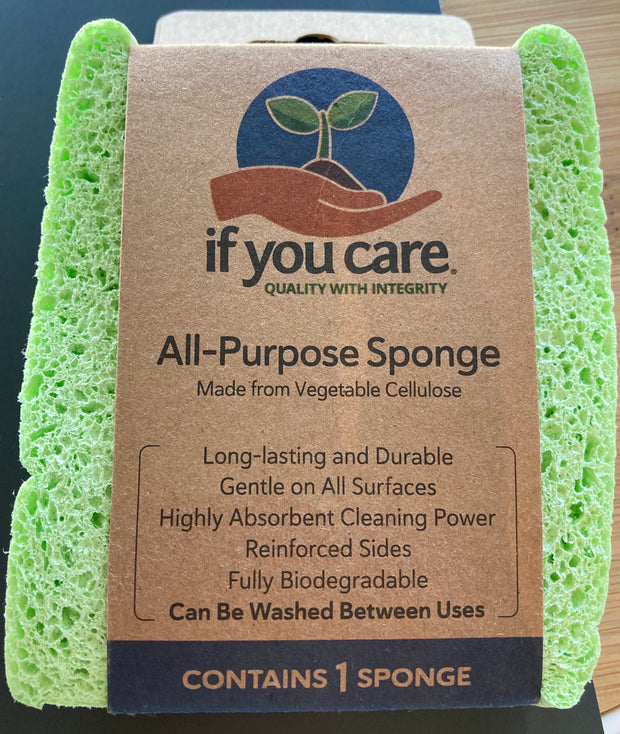 All-Purpose Sponge | Vegetable Cellulose