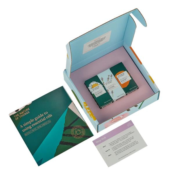 Gift Set - Sleep Well by The Nature of Things