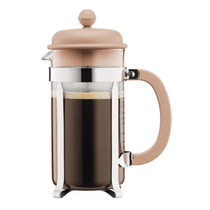 CAFFETTIERA French Press Coffee Maker, 8 cup, 1L