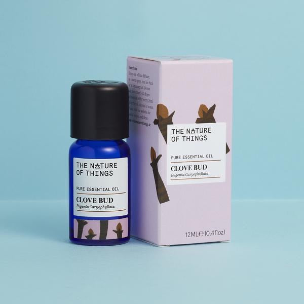 Clove Bud Essential Oil by The Nature of Things