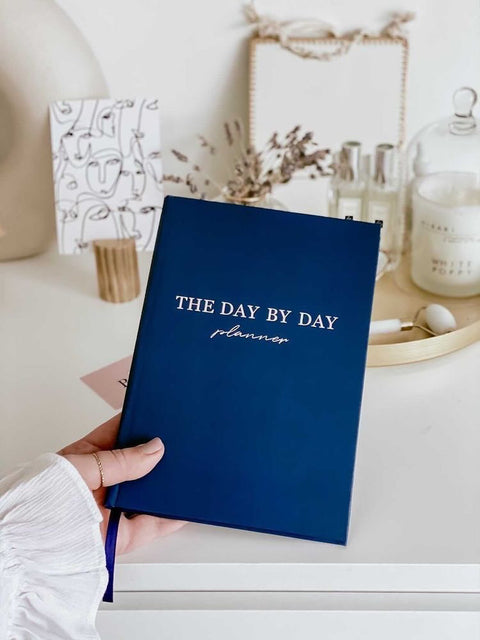 The Day by Day Planner by Blue Thistle