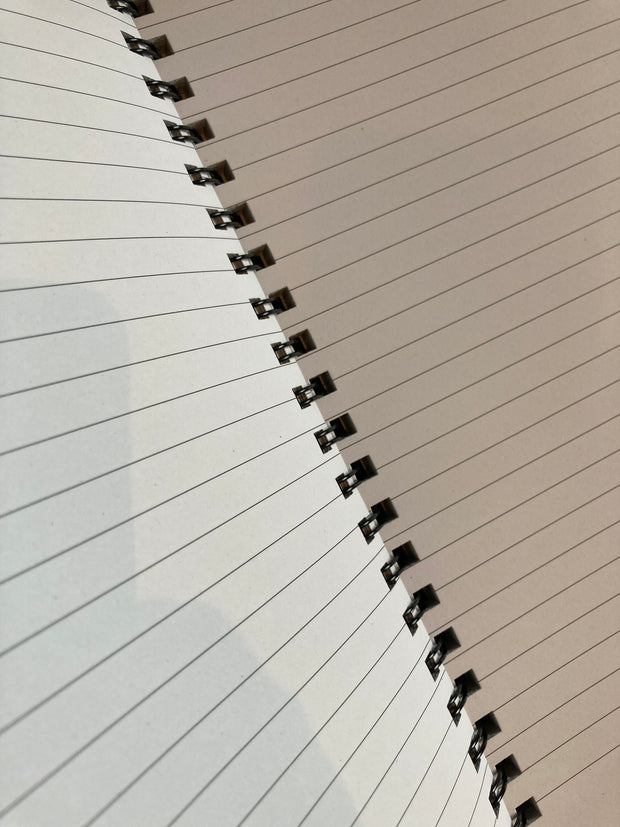 Hardcover A4 Notebook