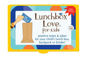 Lunchbox Love Notes - Single Pack of 12 Cards